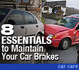 Car Brake Maintenance Tips