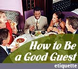 Social Etiquette Tips