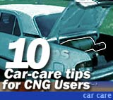 Car Care Tips for CNG Users