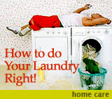 Home Loundry Tips