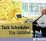 PC Task Schedular
