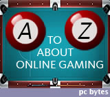 A to Z about online gaming